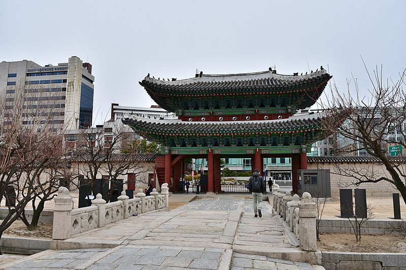 Wisata Terbaik di Seoul - Changgyeonggung Palace - Sumber Wikimedia