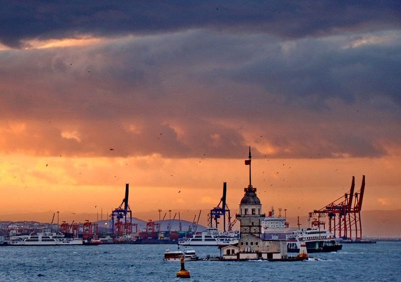 Wisata di Istanbul, Turki - Selat Bosporus - Sumber Pixabay