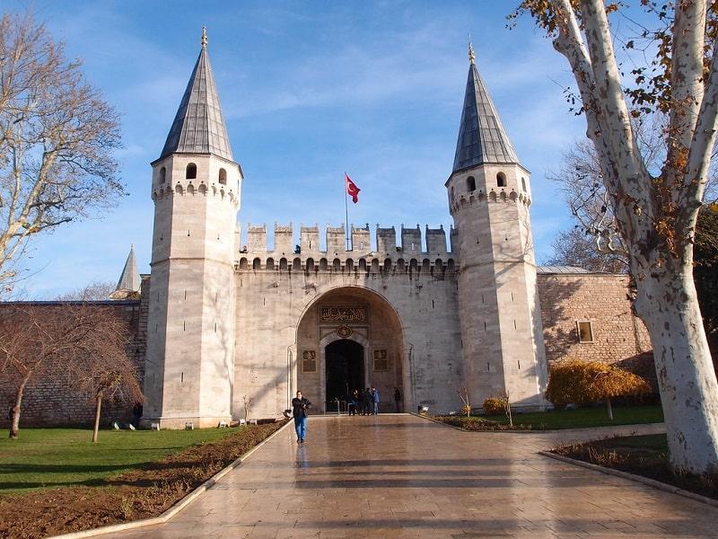 Destinasi di Istanbul - Topkapi Palace - Sumber Flickr