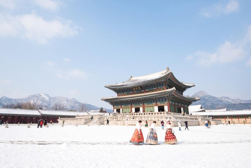 Wisata Populer Korea - Gyeongbok Palace