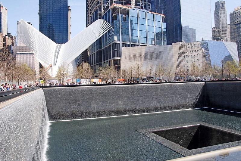 Wisata di New York - 9 11 Memorial - Sumber Flickr