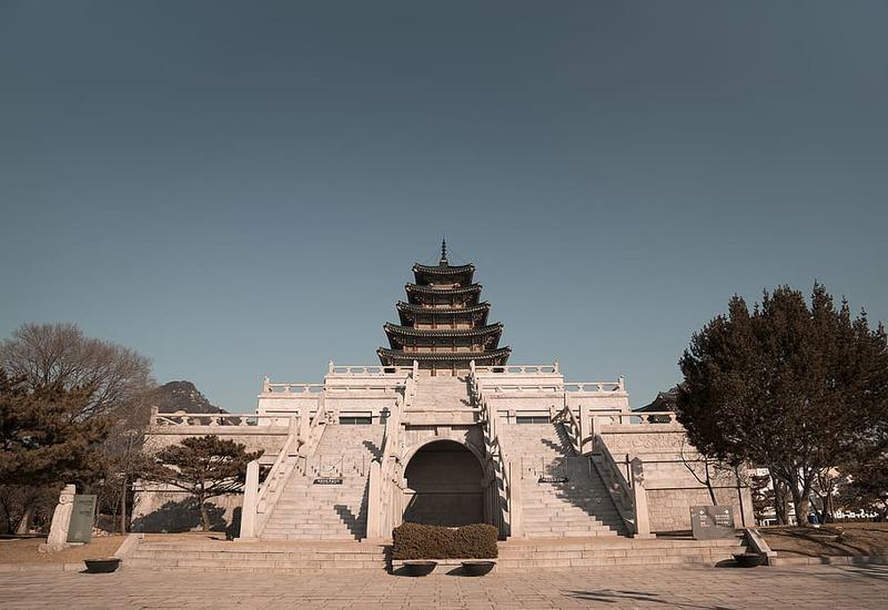 The National Folk Museum of Korea - Sumber Piqsels