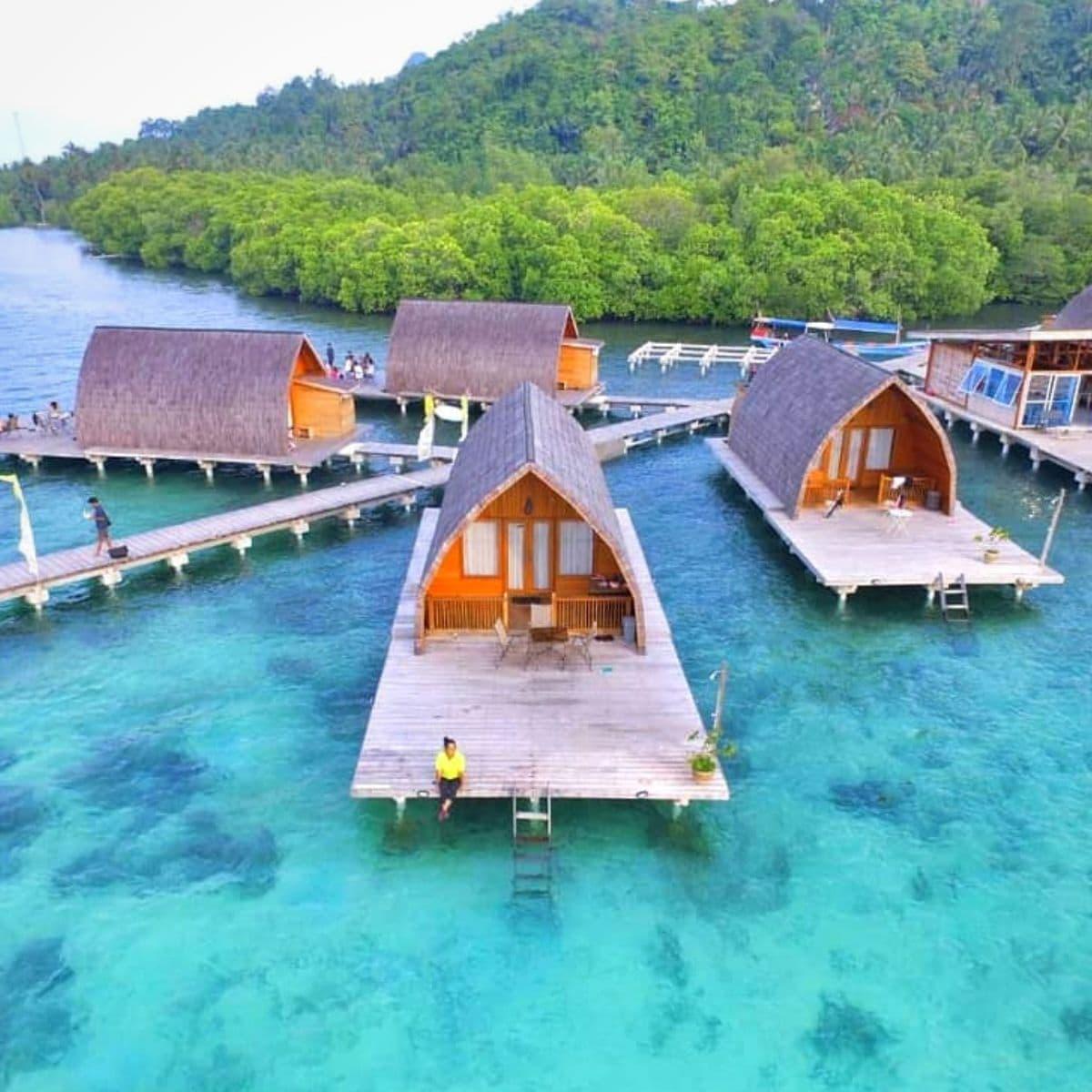Wow, 8 Wisata Pulau di Lampung Ini Keindahannya Menyamai Bali!