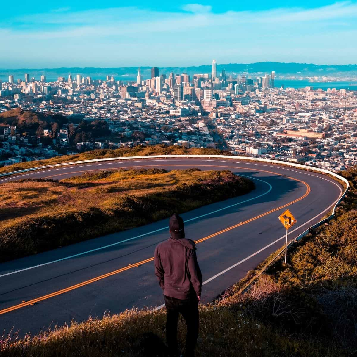 Day 2 Itinerary Liburan Amerika - Twin Peaks San Franscisco
