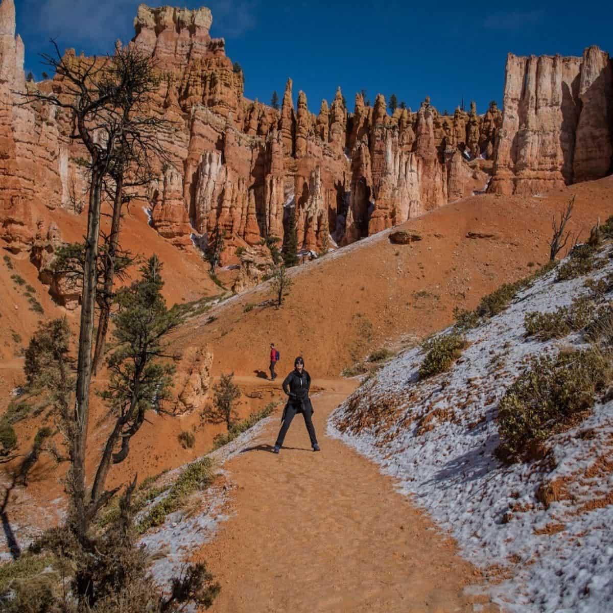 Day 6 Itinerary Liburan Amerika - Bryce Canyon