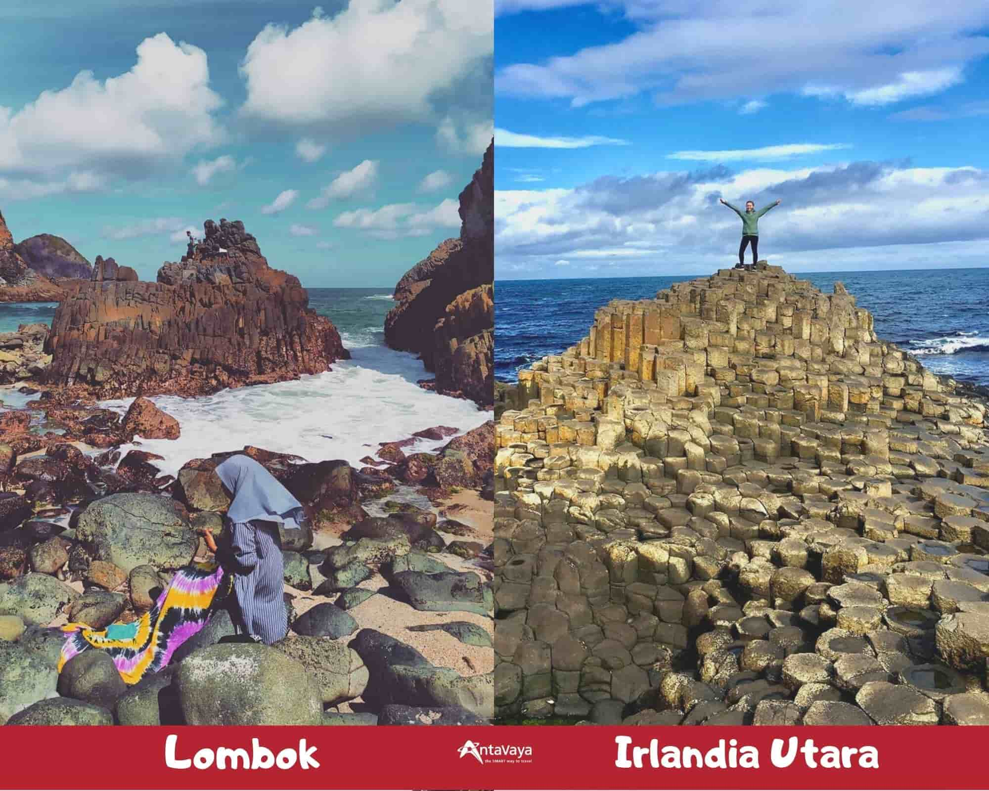Spot Destinasi Indonesia Mirip Luar Negeri - Sumber Instagram lexiirob dan novyawyunii