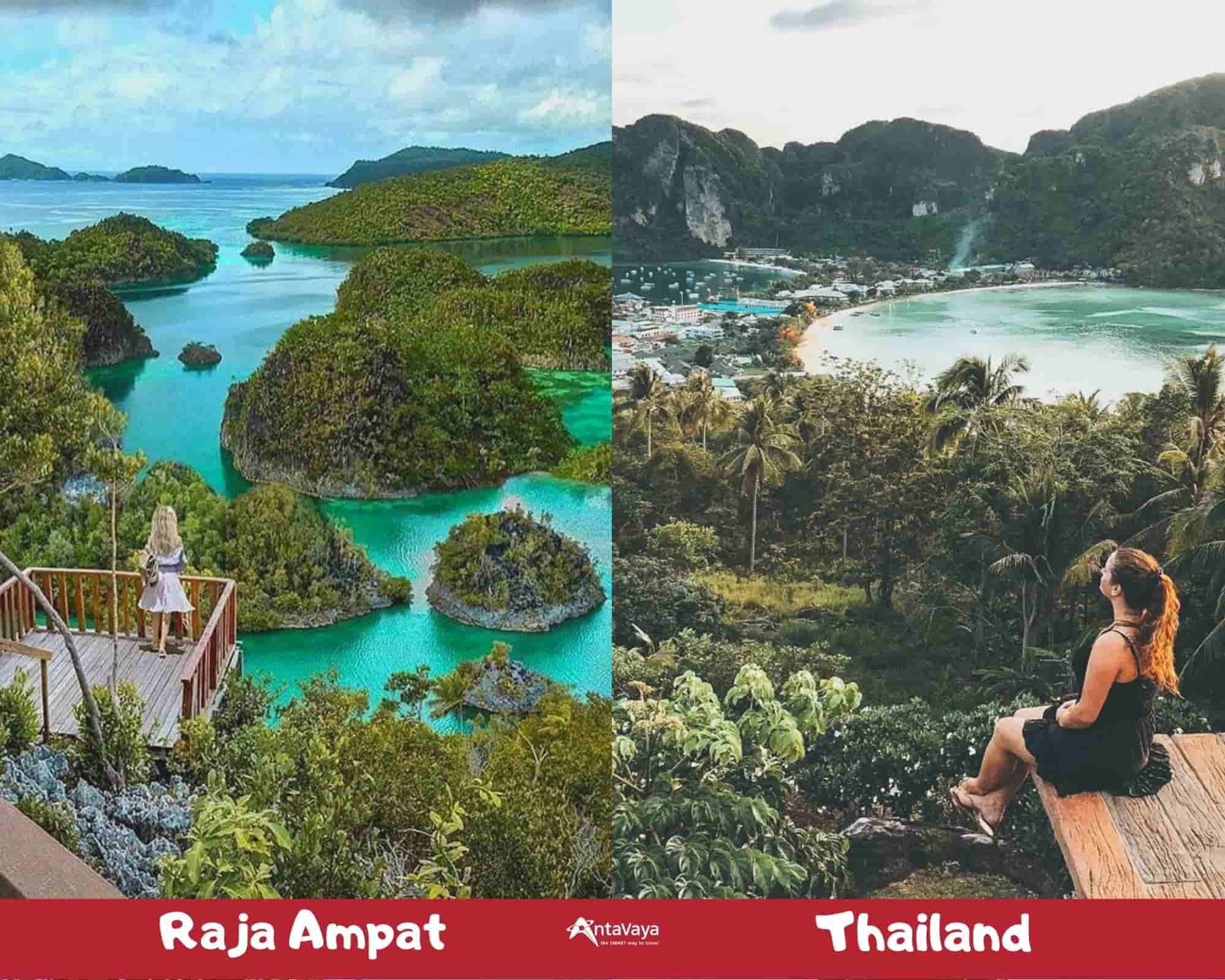 Spot Destinasi Indonesia Mirip Luar Negeri - Sumber Instagram blonde.travel dan kyratamminga