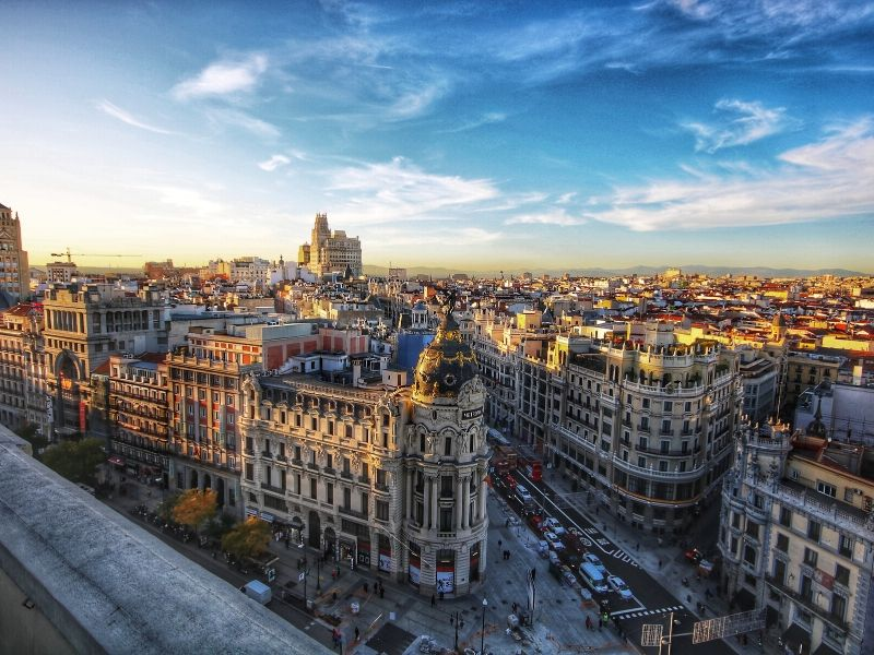 Spanyol Akan Dibuka Agustus Mendatang  - Sumber Unsplash