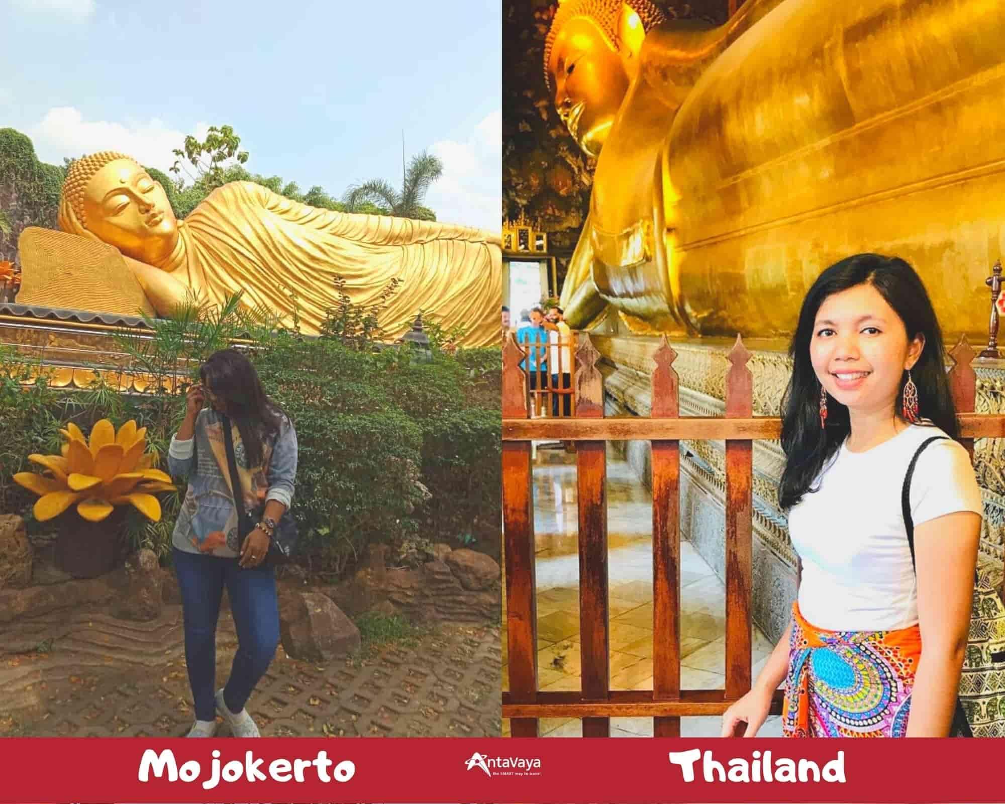Tempat Wisata Indonesia yang Mirip Luar Negeri - Sumber Instagram queen_wahyuni dan uly_26