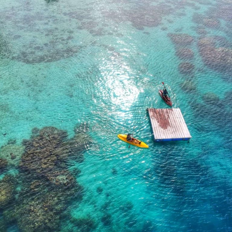 7 Tempat Wisata Pulau di Kepulauan Seribu untuk Weekend Gateaway Bersama Keluarga