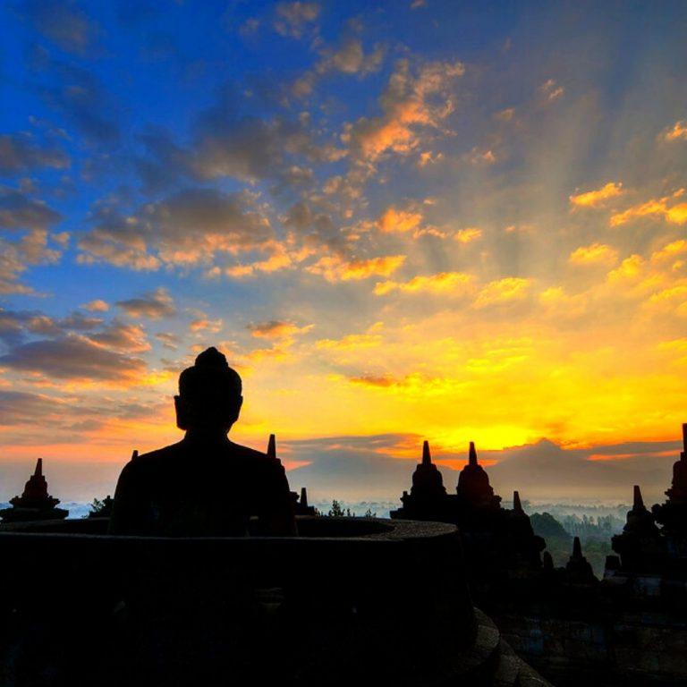 12 Spot Terbaik Melihat Sunrise di Yogyakarta dan Magelang - Flickr