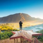 15 Tempat Wisata Alam Tersembunyi di Lombok Terbaru untuk Liburan 2021 - Bukit Pergasingan