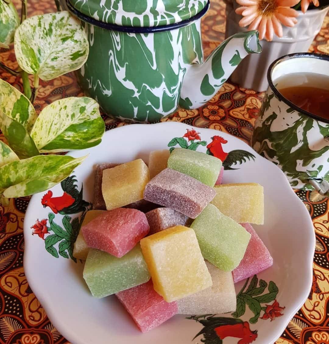 Makanan Enak Khas Jogja - Geplak - triwinar76 - Yangko - dapoersikoko