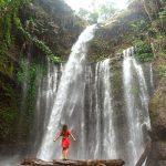 10 Air Terjun Lombok dengan Pemandangan Paling Indah, Recommended!
