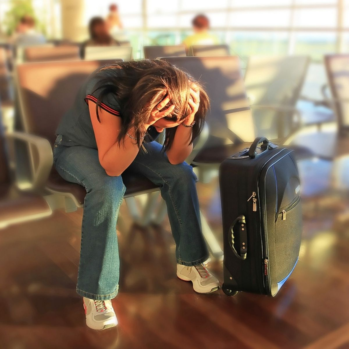 Jangan Panik, Ini 4 Solusi Terbaik Saat Ketinggalan Pesawat