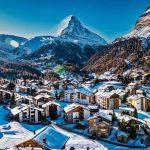 5 Destinasi Winter Swiss Paling Populer untuk Liburan Keluarga